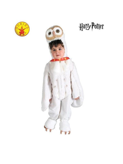 HEDWIG THE OWL DELUXE COSTUME, CHILD-Costumes - Unisex-Jokers Costume Hire and Sales Mega Store