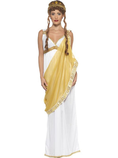 Helen of Troy Costume-Costumes - Women-Jokers Costume Hire and Sales Mega Store