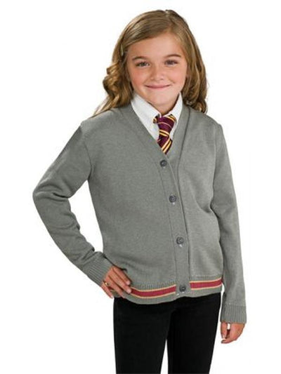 Hermione Sweater - Size 9+-Jokers Costume Mega Store