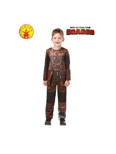 HICCUP CLASSIC COSTUME, CHILD-Costumes - Boys-Jokers Costume Hire and Sales Mega Store