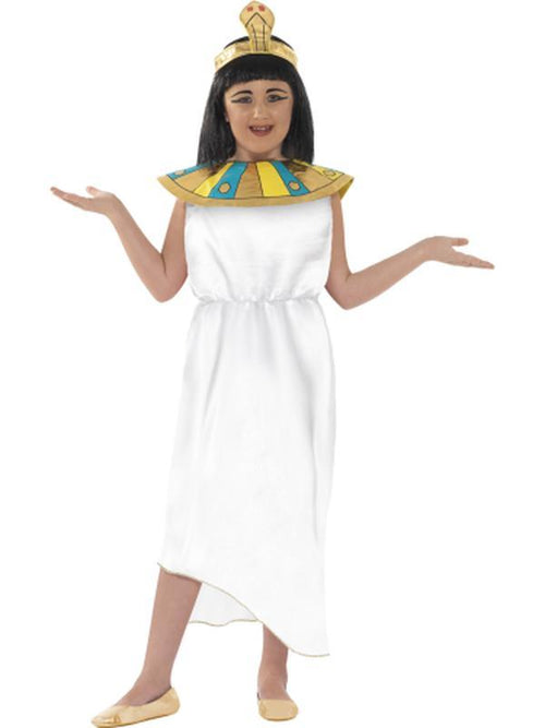 Horrible Histories, Egyptian Girl Costume-Costumes - Girls-Jokers Costume Hire and Sales Mega Store