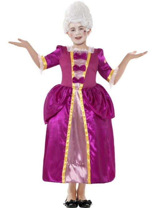 Horrible Histories, Georgian Girl Costume-Costumes - Girls-Jokers Costume Hire and Sales Mega Store