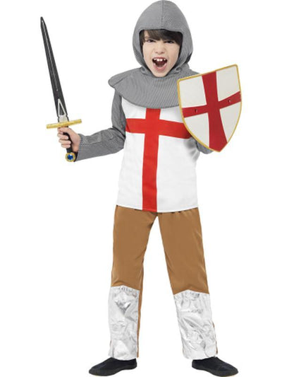 Horrible Histories Knight Costume-Jokers Costume Mega Store