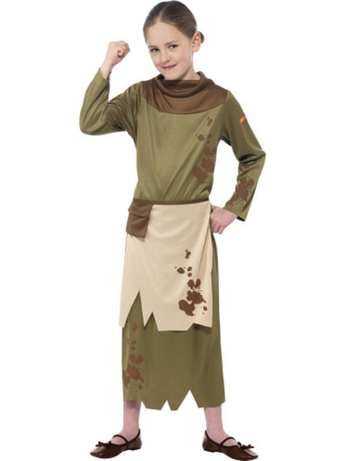 Horrible Histories Revolting Peasant Girl Costume-Costumes - Girls-Jokers Costume Hire and Sales Mega Store