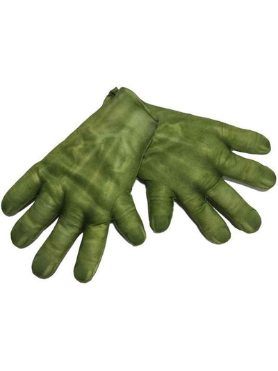 Hulk Gloves-Jokers Costume Mega Store