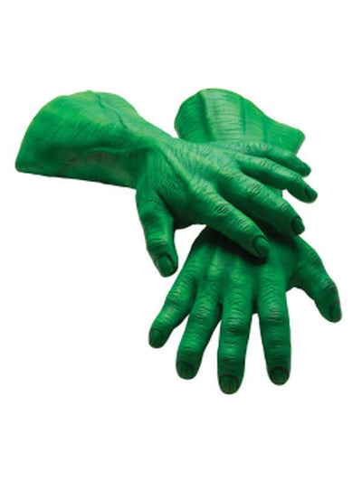 Hulk Hands-Armwear-Jokers Costume Hire and Sales Mega Store