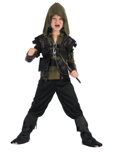 Hunter Boy - Medium/Large-Costumes - Boys-Jokers Costume Hire and Sales Mega Store