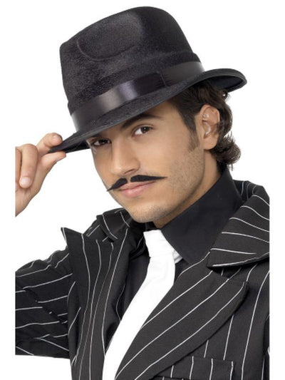 Indestructible Fedora Hat-Hats and Headwear-Jokers Costume Mega Store