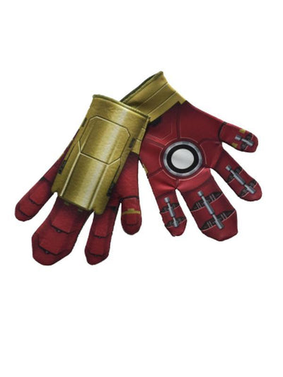 Iron Man Hulk Buster Gloves.-Jokers Costume Mega Store
