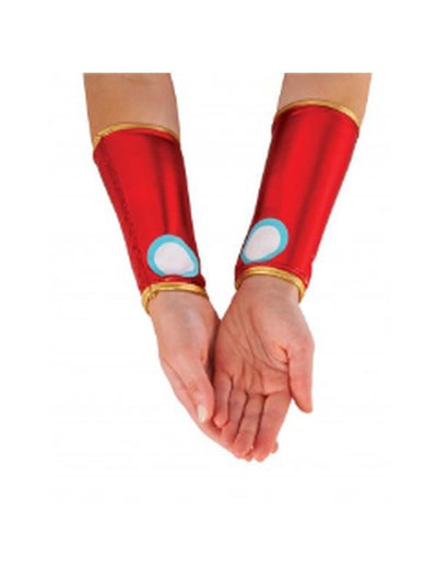 Iron Rescue Gauntlets-Armwear-Jokers Costume Hire and Sales Mega Store