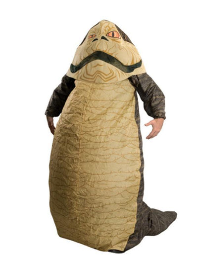 Jabba The Hut Inflatable Costume - Size Std-Costumes - Mens-Jokers Costume Hire and Sales Mega Store