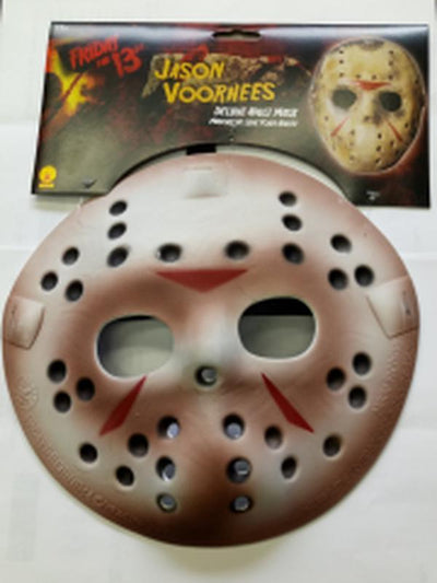 Jason Eva Hockey Mask-Masks - Basic-Jokers Costume Hire and Sales Mega Store
