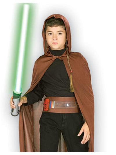 Jedi Knight Blister - Size Std-Costumes - Boys-Jokers Costume Hire and Sales Mega Store