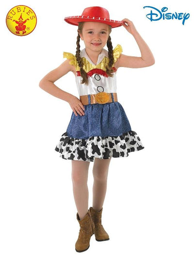 Jessie Deluxe Costume - Size 4-6-Costumes - Girls-Jokers Costume Mega Store