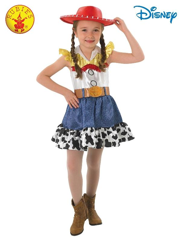 Jessie Deluxe Costume - Size 4-6-Costumes - Girls-Jokers Costume Hire and Sales Mega Store