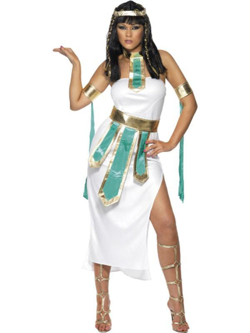 Jewel Of The Nile Costume-Costumes - Women-Jokers Costume Hire and Sales Mega Store