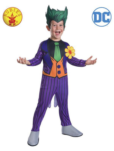 JOKER CLASSIC COSTUME - SIZE M-Costumes - Boys-Jokers Costume Hire and Sales Mega Store