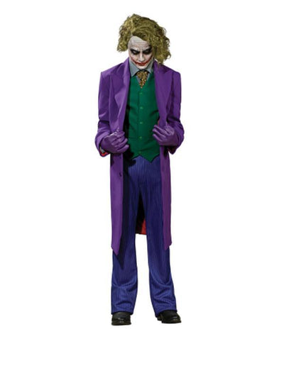 Joker Collector'S Edition - Size L-Costumes - Mens-Jokers Costume Hire and Sales Mega Store
