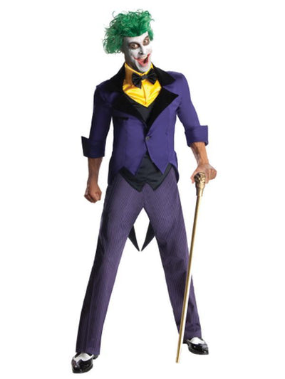 Joker - Size L-Costumes - Mens-Jokers Costume Hire and Sales Mega Store
