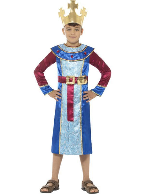 King Melchior Costume-Costumes - Boys-Jokers Costume Hire and Sales Mega Store