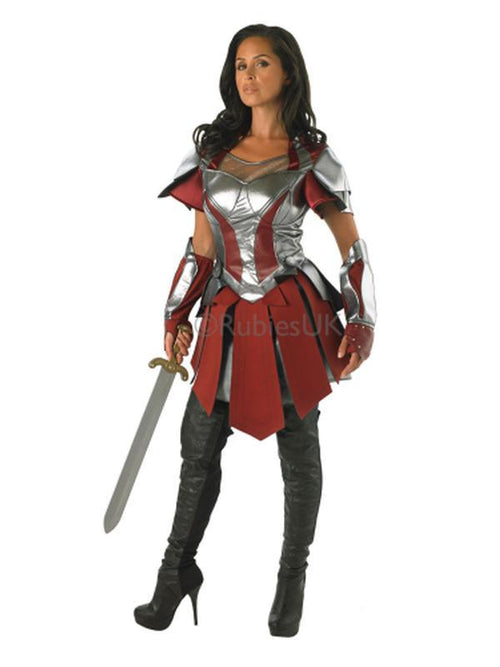 Lady Anne Medieval Costume - Size Std-Costumes - Women-Jokers Costume Hire and Sales Mega Store