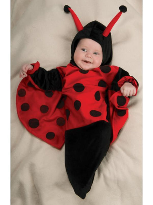 Lady Bug Bunting - Size 0-6 Months-Costumes - Girls-Jokers Costume Hire and Sales Mega Store