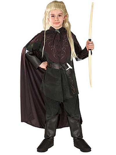 Legolas Costume - Size S-Costumes - Boys-Jokers Costume Hire and Sales Mega Store