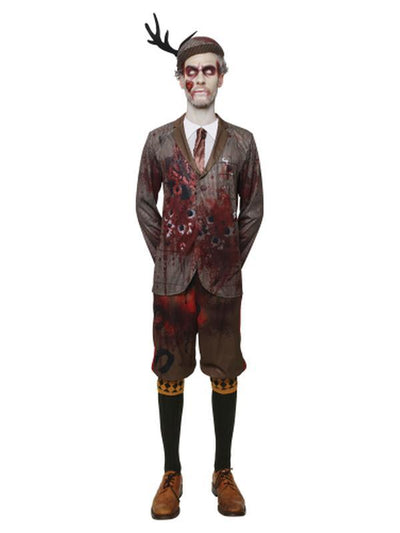 Lord Gravestone Costume - Size Std-Costumes - Mens-Jokers Costume Hire and Sales Mega Store