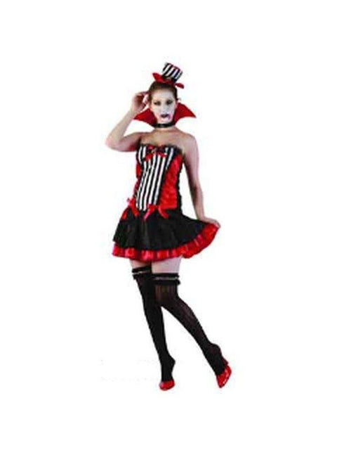 Madam Vampire - Adult - Large-Costumes - Women-Jokers Costume Hire and Sales Mega Store