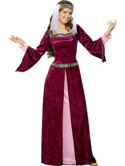 Maid Marion Costume-Costumes - Women-Jokers Costume Hire and Sales Mega Store