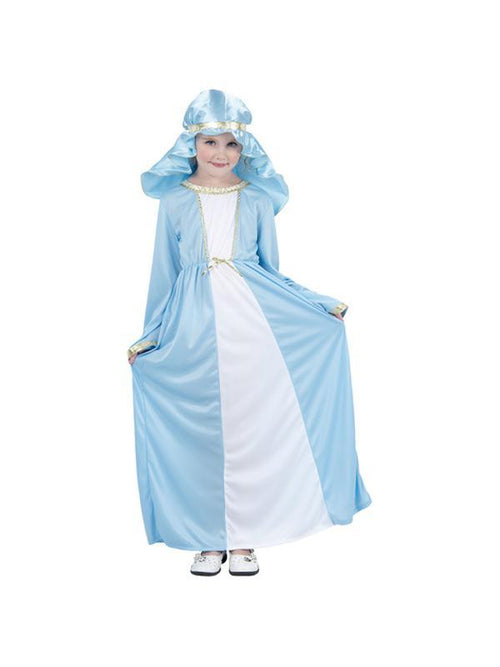 Mary - Small-Costumes - Girls-Jokers Costume Hire and Sales Mega Store