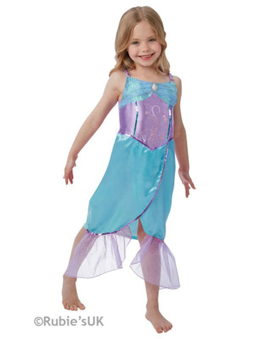 Mermaid - Size S-Costumes - Girls-Jokers Costume Hire and Sales Mega Store
