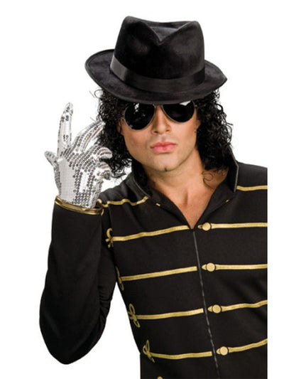 Michael Jackson Pop Star Glove-Jokers Costume Mega Store