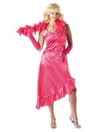Miss Piggy Adult - Size L-Costumes - Women-Jokers Costume Hire and Sales Mega Store