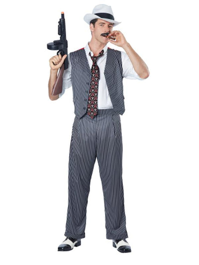 MOBSTER/ADULT-Costumes - Mens-Jokers Costume Mega Store