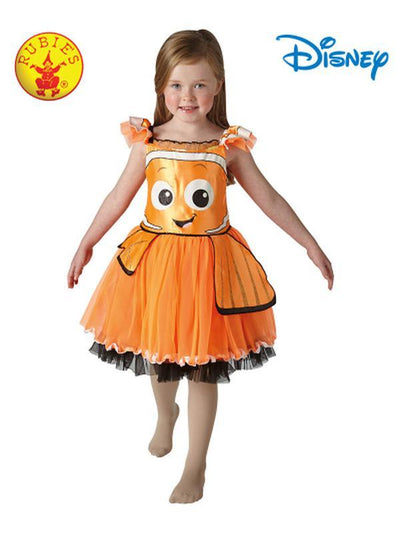 NEMO DELUXE TUTU - SIZE TODDLER-Costumes - Boys-Jokers Costume Hire and Sales Mega Store