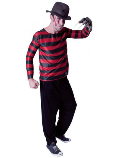 Nightmare Freddy Costume (excluding Hat)-Costumes - Mens-Jokers Costume Hire and Sales Mega Store