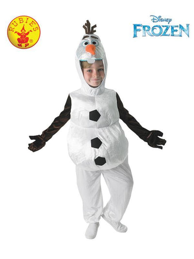 OLAF FROZEN COSTUME, CHILD - SIZE 5-6 YRS-Costumes - Boys-Jokers Costume Mega Store
