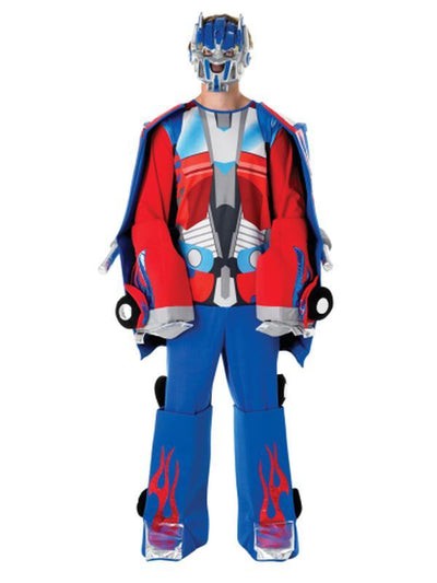 Optimus Prime Transformers Costume Adult - Size St-Costumes - Mens-Jokers Costume Hire and Sales Mega Store
