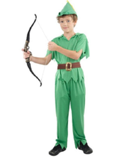 Peter Pan - Child Small-Costumes - Boys-Jokers Costume Hire and Sales Mega Store