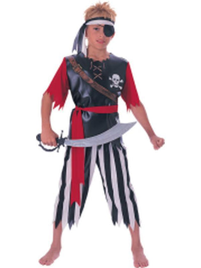 Large Rubies Rubies Costume Minions Pirate Child Costume Domestic 610783/_L