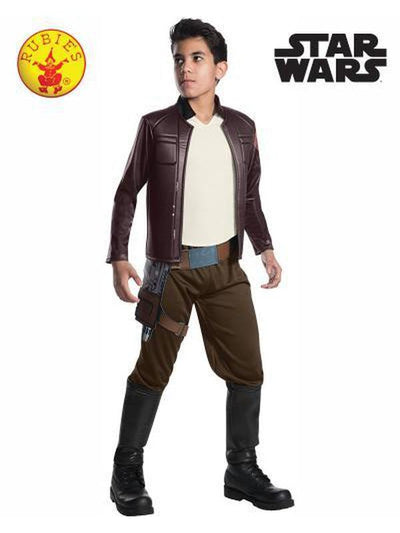 POE DAMERON DELUXE COSTUME - SIZE M-Costumes - Boys-Jokers Costume Hire and Sales Mega Store