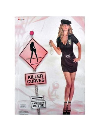 Police Woman-Costumes - Women-Jokers Costume Hire and Sales Mega Store