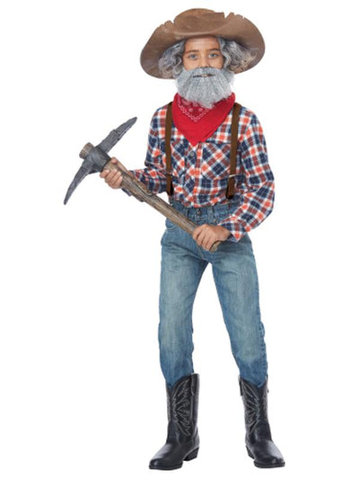 PROSPECTOR KIT/CHILD-Costumes - Boys-Jokers Costume Hire and Sales Mega Store