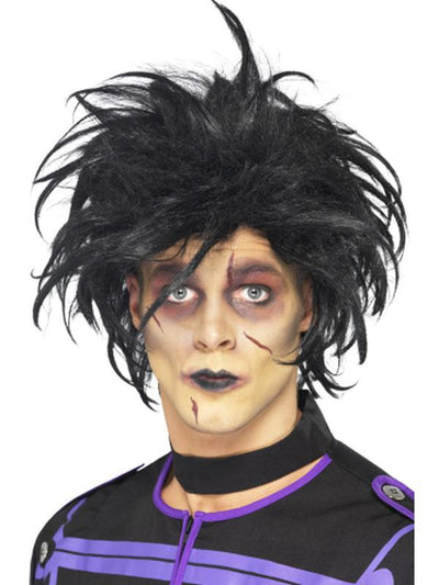 Psycho Wig-Wigs-Jokers Costume Hire and Sales Mega Store