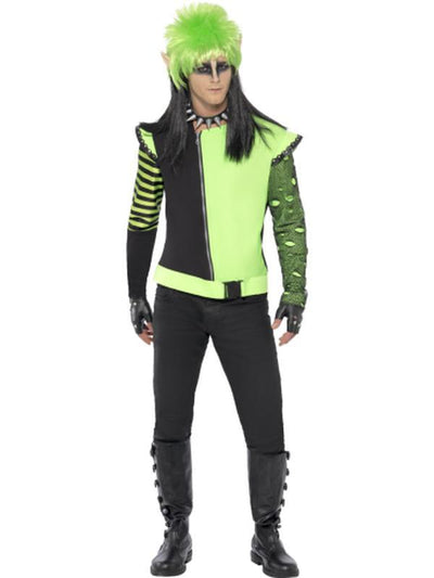 Punk Ivy Elf Costume-Costumes - Mens-Jokers Costume Hire and Sales Mega Store