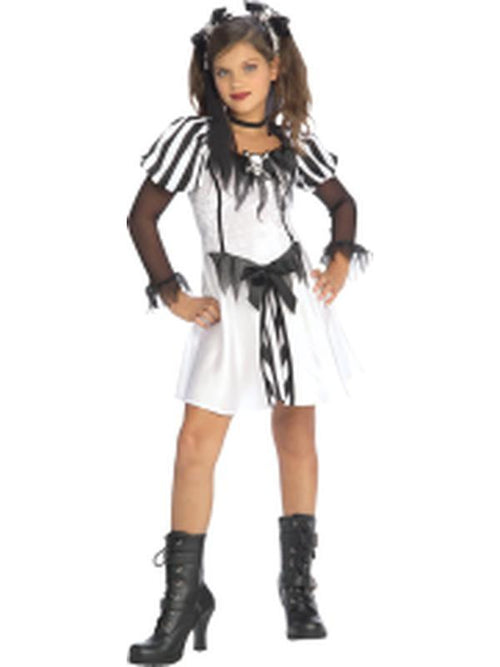 Punky Pirate - Size M-Costumes - Girls-Jokers Costume Hire and Sales Mega Store