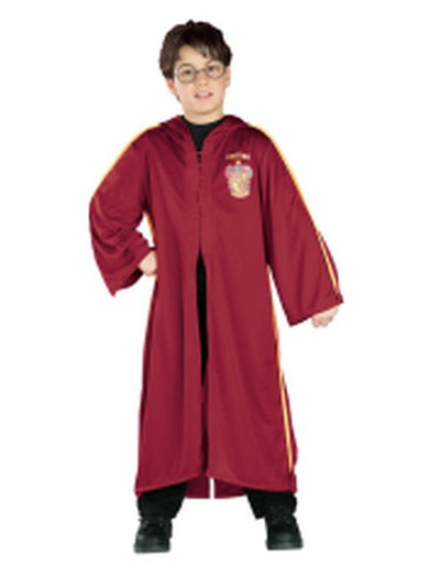 Quidditch Robe Child -Size S-Costumes - Boys-Jokers Costume Hire and Sales Mega Store