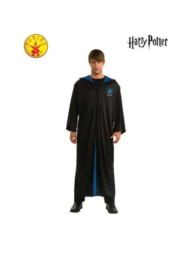 RAVENCLAW CLASSIC ROBE, ADULT-Costumes - Mens-Jokers Costume Hire and Sales Mega Store