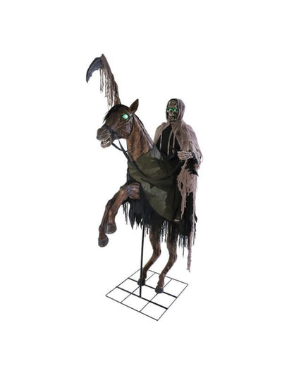 Reaper's Ride Animated Prop-Halloween Props and Decorations-Jokers Costume Mega Store